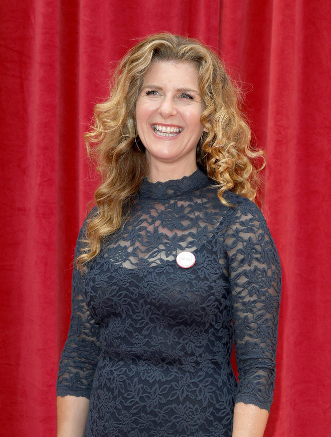 Connie Hyde left Corrie earlier this year