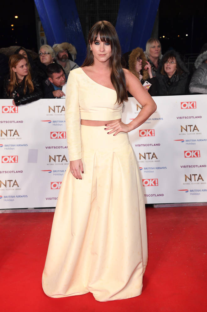 Brooke Vincent is going on maternity leave