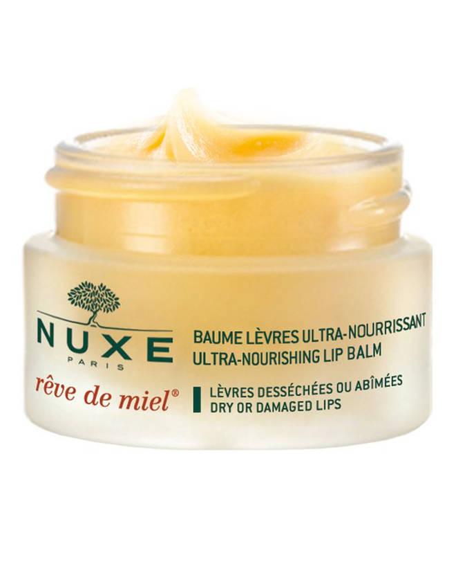 Nuxe Reve de miel lip balm is stocked in M&S