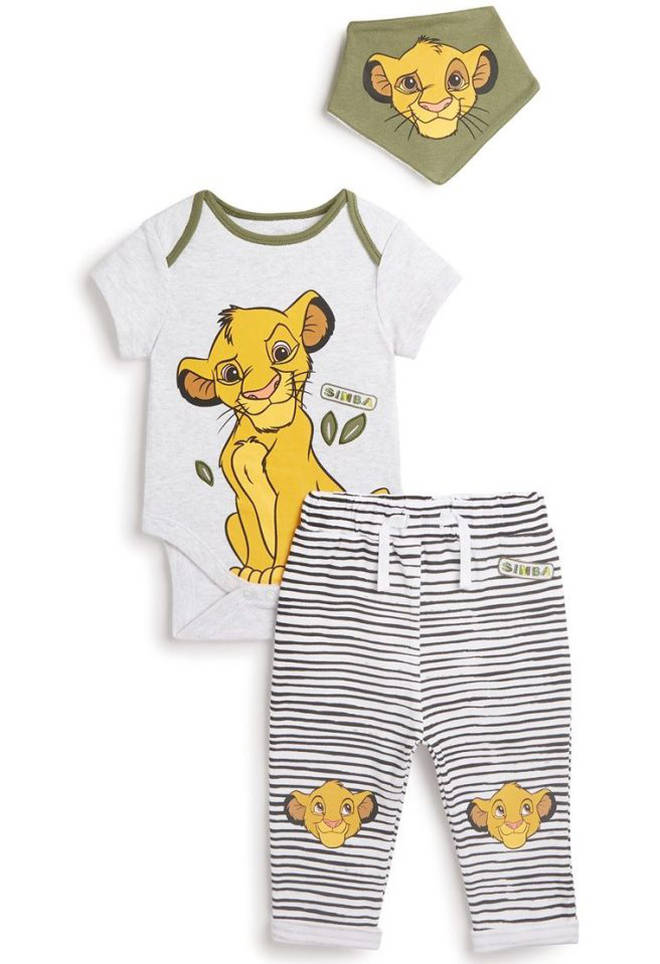 Primark launches Lion King-themed baby clothes - Heart