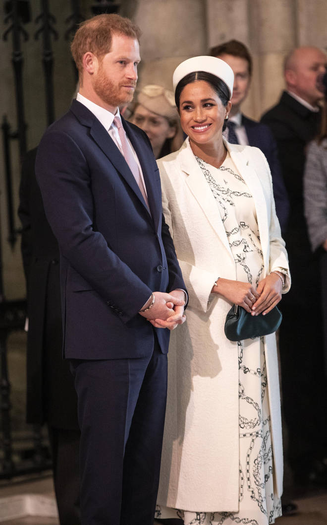 Meghan Markle and Prince Harry have moved into Frogmore Cottage before the birth of their first child.