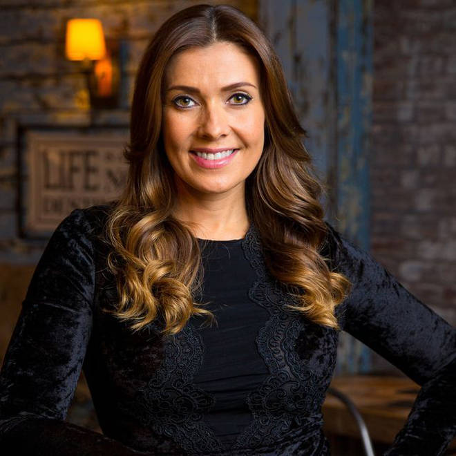Kym Marsh has become a grandmother at the age of 42