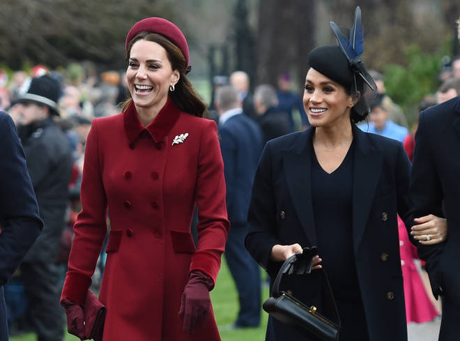 Kate Middleton and Prince William have congratulated the royal couple