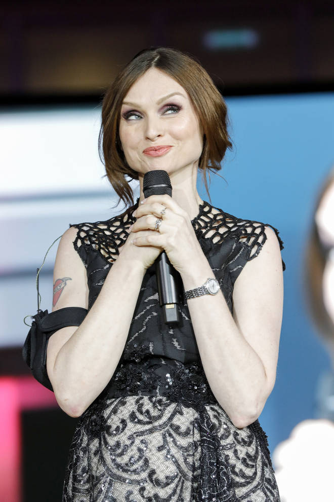 Sophie Ellis-Bextor teased she knew the Royal Baby's name