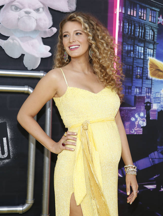 Pregnant Blake Lively looked ethereal on the red carpet for Detective Pikachu
