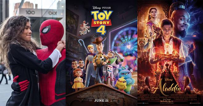 Disney have unveiled their movie schedule through to 2027