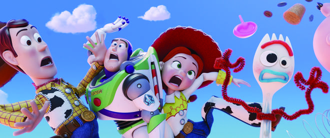 Toy Story 4 will arrive in July 2019