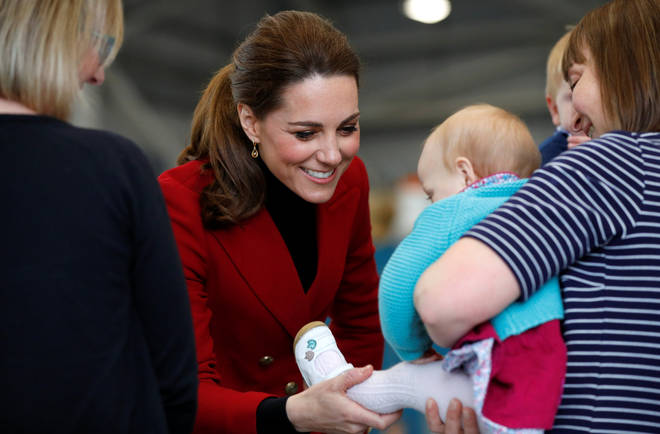Kate Middleton and Prince William have already congratulated the couple on the arrival of the baby