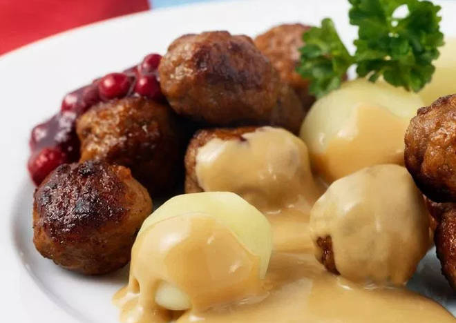 Vegan versions of the popular IKEA meatballs will be available in 2020
