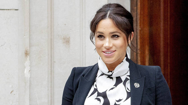 Meghan Markle's name is not actually Meghan