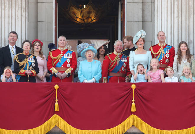 This family have a special connection with the royal family