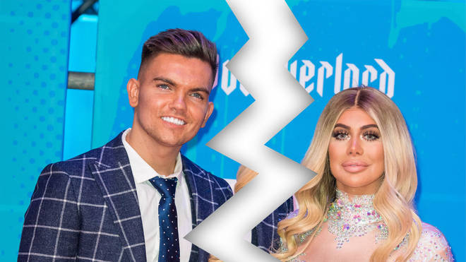 The Geordie pair have split but insist they're still pals