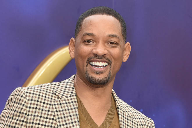 Will Smith has opened up about taking on the iconic Genie role
