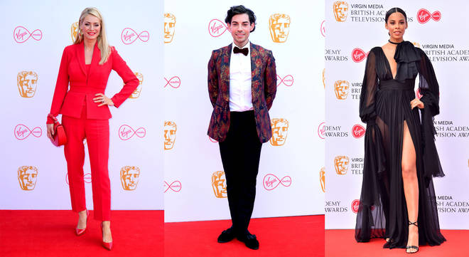 This year's BAFTA awards was full of stunning fashion ensembles