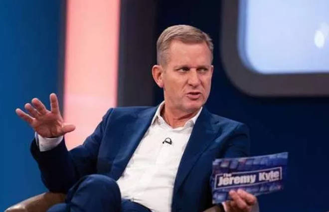 Jeremy Kyle was taken off air this morning