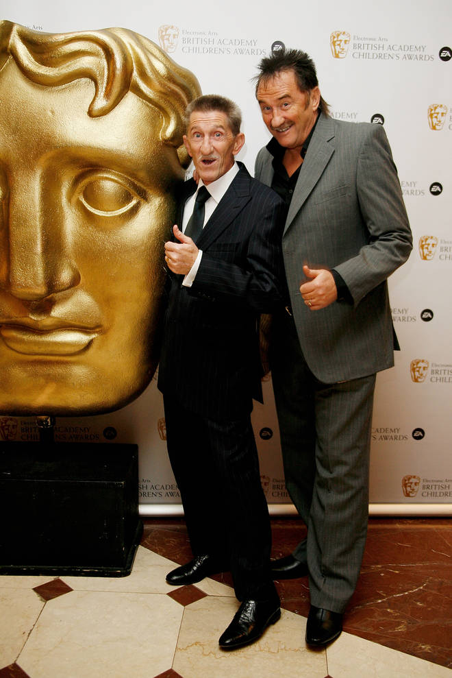 Barry Chuckle was not included in the memorial section of this year's BAFTAs