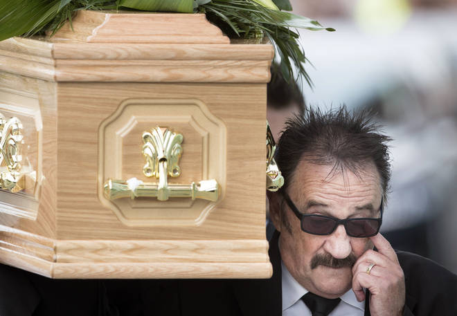Barry Chuckle passed away last year