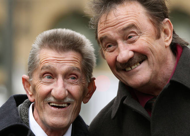 Fans off the Chuckle Brothers were quick two call out the BAFTAs for not paying tribute to the iconic entertainer