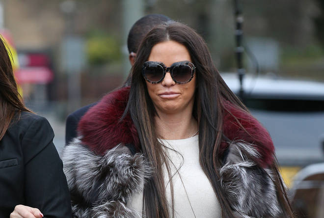 Katie Price is training to become a paramedic