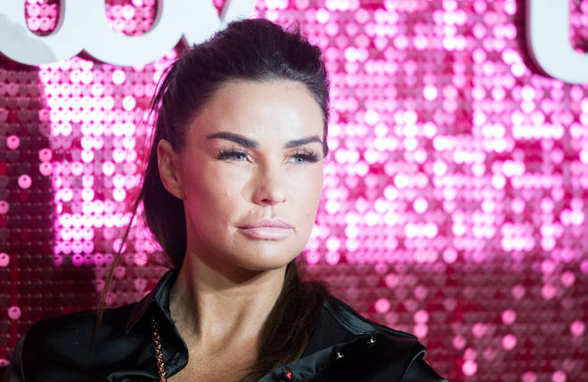 Katie Price revealed her new career plans at a nightclub appearance earlier this week