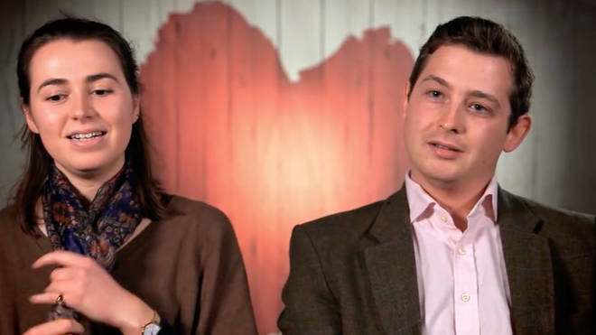 Will and Fran are still going strong, with Fran admitting they are in love