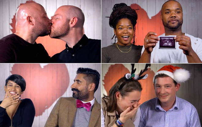 These couples found love on First Dates