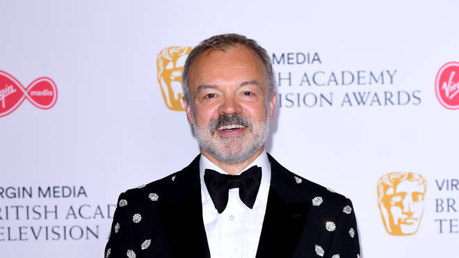 Graham Norton will be commentating this year