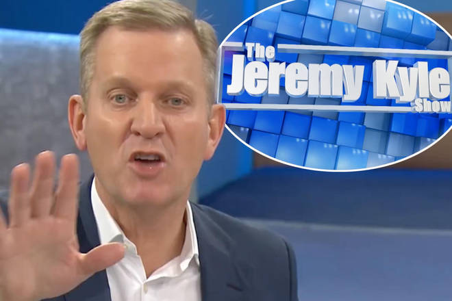 The Jeremy Kyle Show has been suspended indefinitely