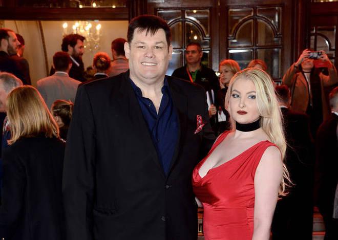 Mark Labbett recently split from wife Katie