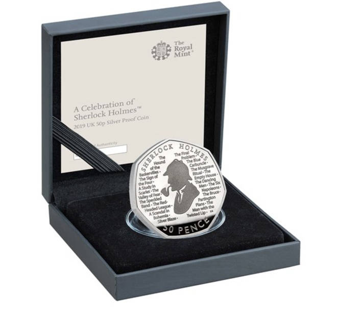 The Silver Proof coin is slightly more expensive but it'll be worth far more in a few years time