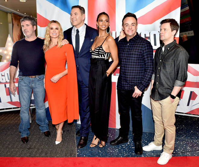 Amanda is a judge on Britain's Got Talent alongside Alicia Dixon, David Walliams and Simon Cowell