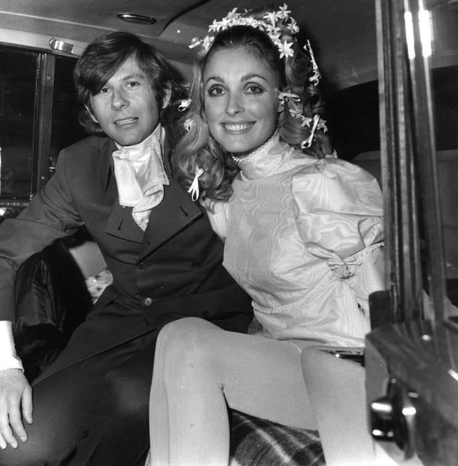 Sharon Tate married Roman Polanski in Chelsea, London