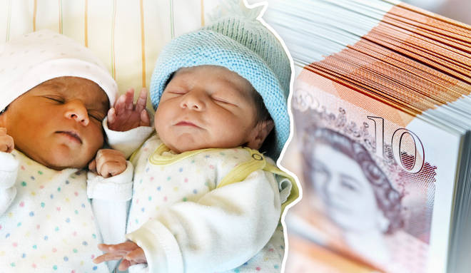 Millions of children received £500 from the government when they were born