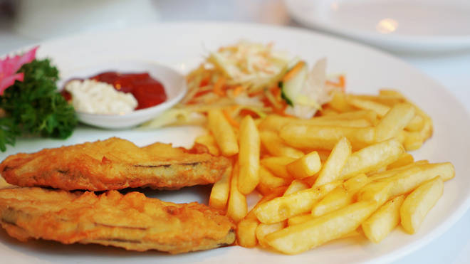 Vegan fish and chips is now a thing (stock image)