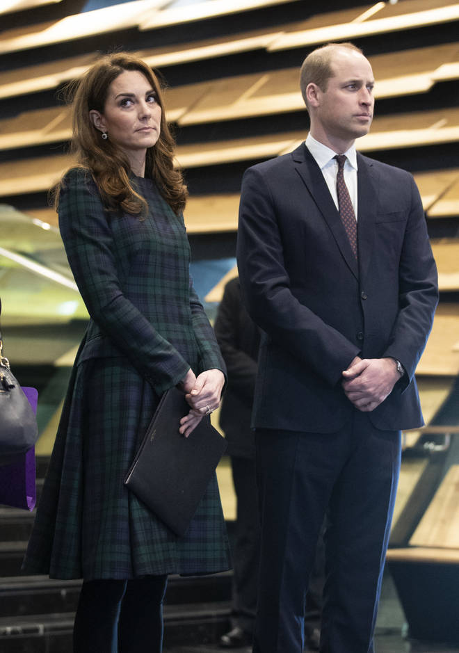 Kate and William are still yet to meet their nephew
