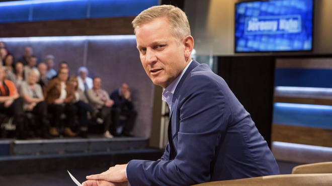 Jeremy Kyle 'ripped in to' a 63-year-old man when he was revealed as a cheat on his show