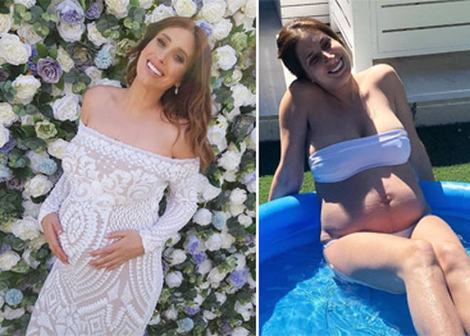 Stacey Solomon shared a candid new photo with her followers
