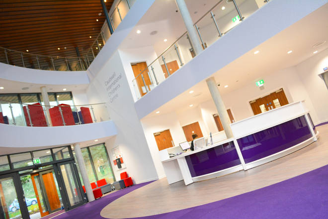The Caudwell International Children's Centre will help children with all sorts of disabilities