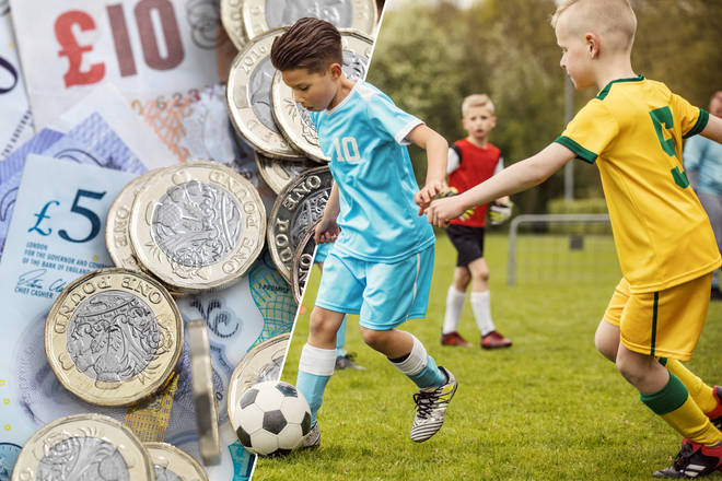 Parents will pay an eye-watering amount for their kids extracurricular activities