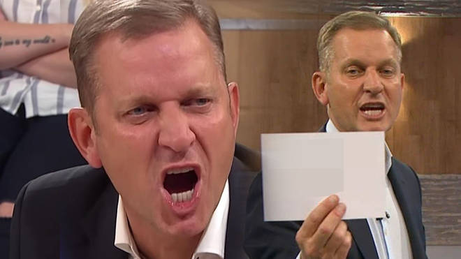 Jeremy Kyle has spoken out after the cancellation of his show