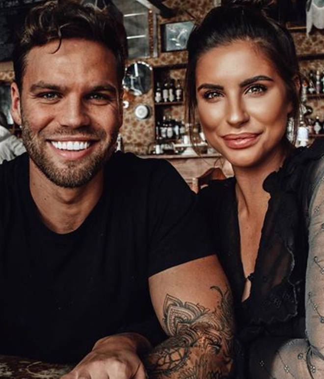 Jess and Dom wed after meeting on Love Island in 2017