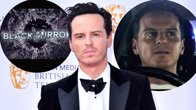 Andrew Scott will be starring in season five of Black Mirror