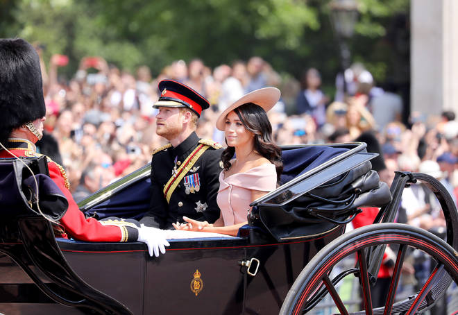 Meghan Markle might take a break from parenthood for Trooping The Colour