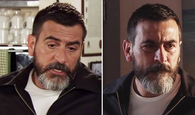 Peter Barlow's appearance shocked Corrie viewers