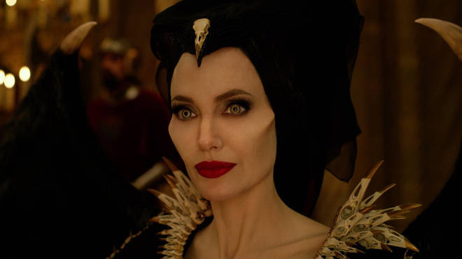 Angelina Jolie is returning to the dark side