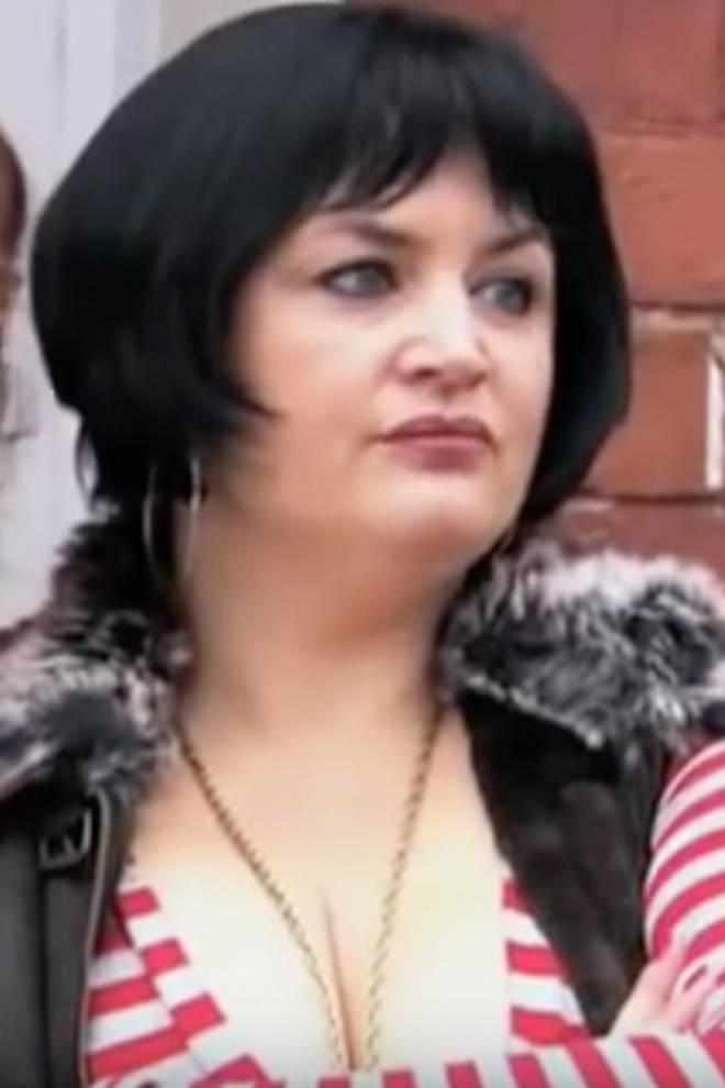 Ruth Jones played Nessa in the series