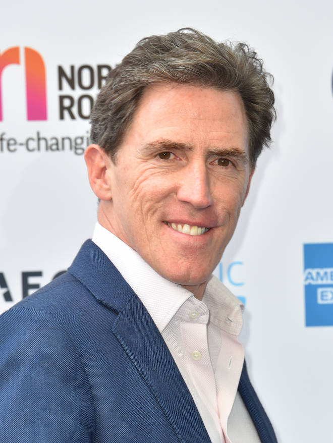 Rob Brydon is a regular host on Would I Lie To You?