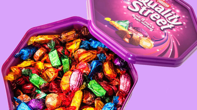 Quality Street fans are furious the Toffee Deluxe has been dropped again