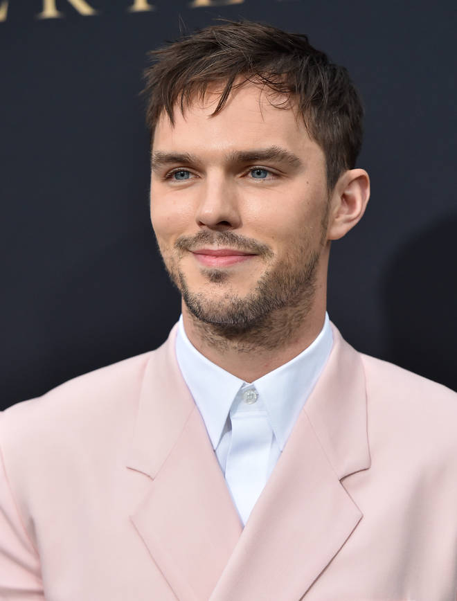 Nicholas Hoult is also said to be in talks to play Batman