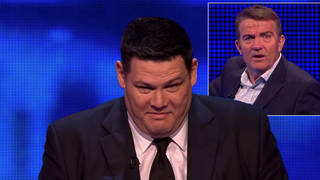 The Chase fans spotted something awkward during Thursday's show